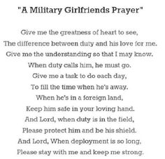 Each line means & explain what I do & feel but even with all the emotions yu know he's worth it proud marine Girlfriend :) ♡