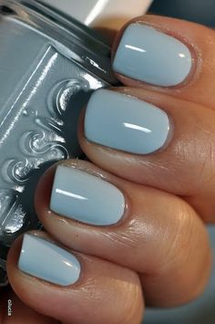 Essie Borrowed and Blue