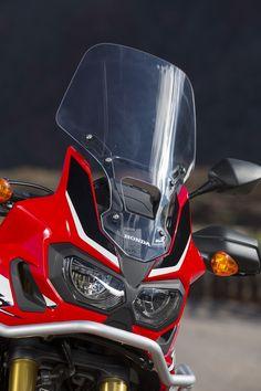 2016 Honda Africa Twin CRF1000L Honda-Pro Kevin