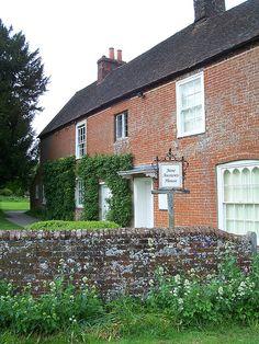Jane Austen's House, Chawton -The Jane Austen Museum http://www.jane-austens-house-museum.org.uk/