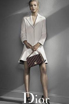 Jennifer Lawrence for DIOR F/W 2016 ...Vanity Fair | via www.orientsystem.com