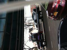 McLaren in the Bronx...
