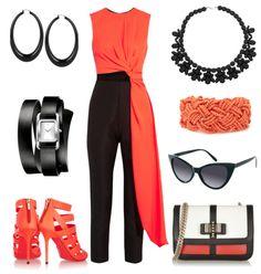 orange is the new black.
