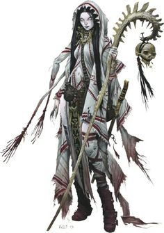 👀Nyctessa the Necromancer. Iconic character illustration from the cover art of Pathfinder RPG Adventure Path - Hell Comes to Westcrown by Wayne Reynolds Fantasy Character Design, Character Creation, Character Concept, Character Art, Dnd Characters, Fantasy Characters, Female Characters, Illustration Fantasy, Character Illustration
