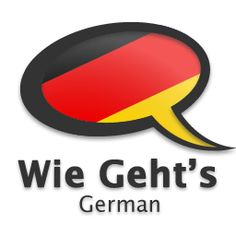 Learn German with Wie Geht's, the best web app with lessons and games! Going there in 6 months so I should probably brush up!