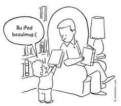 Bu iPad bozuk! #Future #Gelecek