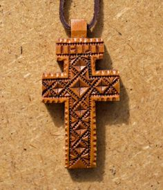 Carved Wooden Cross >>> You can get additional details, click the image : Wall Crosses