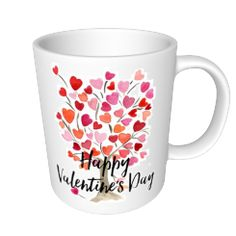 Happy Valentine's Day - Personalised Mug