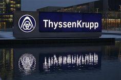 ThyssenKrupp va réduire ses coûts en Europe - http://www.andlil.com/thyssenkrupp-va-reduire-ses-couts-en-europe-90467.html