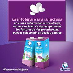 ¿Eres intolerante a la lactosa? ¡Aprende más de esta condición y reenamórate de la leche con alpura Deslactosada! #ReenamorateConAlpura #Leche #Deslactosada #Milk #AlpuraDeslactosada #Intolerancia #Lactosa