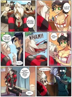 comics,funny comics & strips, cartoons,league of legends,lol,games,vladimir,Akali,Shen,Darius