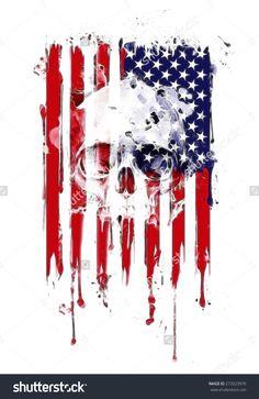Skull flag wallpaper by - - Free on ZEDGE™ Skull Tattoo Design, Skull Tattoos, Skull Flag, Skull Pictures, Skull Artwork, Skull Wallpaper, Skull And Bones, Sugar Skull, Fantasy Art