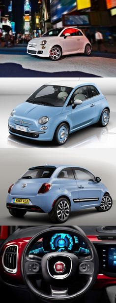 Fiat 500 Facelift to be Revealed on July 4 #fita #automobile #car
