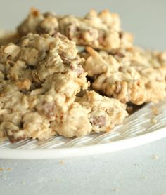 Oatmeal Coconut Dream Cookies  from SixSistersStuff.com | These are delicious, so easy to make, impossible to mess up and are a crowd favorite! | Dessert Recipes | Favorite Cookie Recipe | Kid Approved Snacks