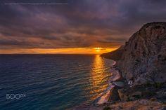 Therma beach sunset - Therma beach sunset in Kos island Greece George Papapostolou PhotographeR © | gpapapostolou.com