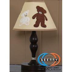 GEENNY Lamp Shade For Teddy Bear CRIB BEDDING SET