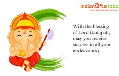 With the blessing of Lord Ganapati, may you receive success in all your endeavours! is wishing Happy Ganesh Chaturthi to all of you. Fruits Online, Ganesh Idol, Happy Ganesh Chaturthi, Lord Ganesha, Gift Store, Blessing, Walks, Wish, Success