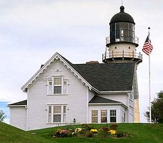 Cape Elizabeth Lighthouse, Maine