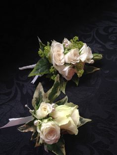Mother Of The Bride And Groom Corsages
