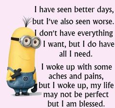 "You have opportunity to get a great laugh from these ""Top Minion Daily Quotes – Famous Funny Hilarious Memes and Pictures"". So scroll down and keep reading these ""Top Minion Daily Quotes – Famous Funny Hilarious Memes and Pictures"". Great Quotes, Quotes To Live By, Me Quotes, Funny Quotes, Inspirational Quotes, Qoutes, Lupus Quotes, Hilarious Memes, Faith Quotes"