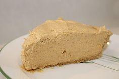 5-Minute No-Bake Pumpkin Cheesecake