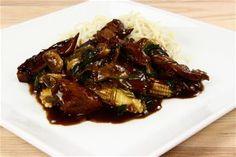 Kinesisk kylling i wok 4