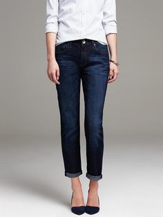 We Found Them! The Best Jeans for Bigger Thighs: Boyfriend Jeans