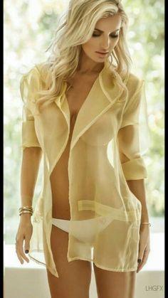 #Sexy blondie wow