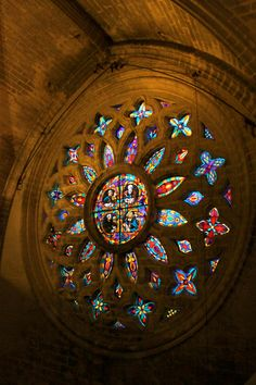 """People are like stained-glass windows. They sparkle and shine when the sun is out, but when the darkness sets in, their true beauty is revealed only if there is a light from within."" -Elisabeth Kubler-Ross"