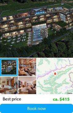 Wellnessresort Alpenschlössl (Ahrntal, Italy) – Book this hotel at the cheapest price on sefibo.
