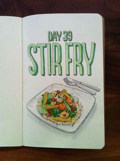 Day 39: Stir Fry