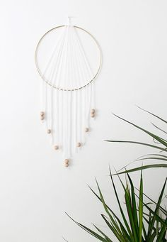 diy modern dreamcatcher | Almost Makes Perfect | Bloglovin'