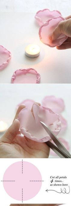 Tips And Techniques For fabric flowers Ribbon Art, Ribbon Crafts, Flower Crafts, Fabric Crafts, Organza Flowers, Fabric Flowers, Paper Flowers, Embroidery Flowers Pattern, Silk Ribbon Embroidery