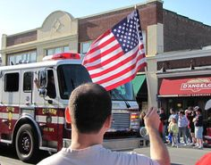 flag day dedham