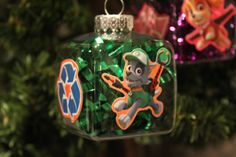 Set of 6 Paw Patrol Christmas Ornaments 4 by DetailsandAccents Charlie Brown Christmas Tree, Christmas Trees For Kids, Christmas Wrapping, Christmas Stuff, Holiday Ideas, Christmas Ideas, Christmas Crafts, Christmas Decorations, Paw Patrol Christmas Ornaments
