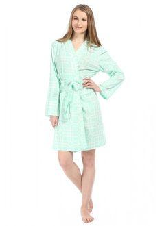 Isabelle breeze Jersey Knit Robe