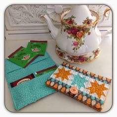 Jack O'Lantern Mini Quilt       Free Block Pattern- Easter Basket       Amore-Free Valentine's Day Pattern         Christmas Mug Rugs  ...