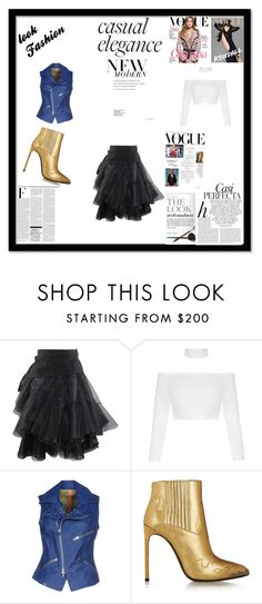 """""""Evie Rock Band Outfits"""" by betancourtosusy ❤ liked on Polyvore featuring S.W.O.R.D., Yves Saint Laurent, Whiteley and Nicki Minaj"""