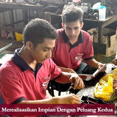 Program Peluang Kedua (SPIN) - Yayasan Pelajaran MARA (YPM)