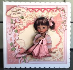 Sitting Pretty Mini Kit by Elaine Harmer