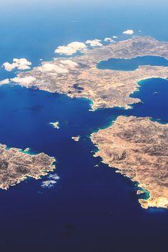 wnderlst: Milos, Polyaigos, Kimolos, Greece | Daniel Keller