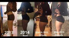 Motivación fitness @dannastefania1