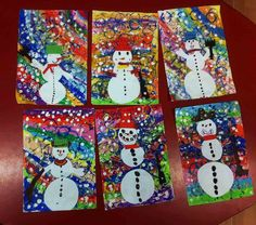 In this DIY tutorial, we will show you how to make Christmas decorations for your home. Winter Art Projects, Winter Crafts For Kids, Diy Crafts For Kids, Projects For Kids, Art For Kids, Arts And Crafts, Winter Kids, Christmas Decorations To Make, Christmas Art