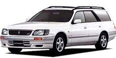 NISSAN STAGEA 25RS FOUR