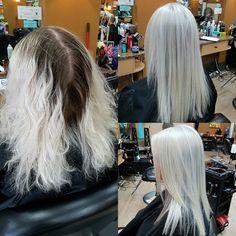 lush Platinum Blonde