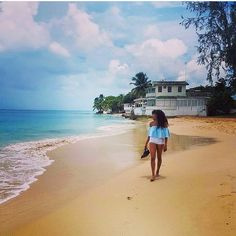 What we wouldn't give to trade places with @mslovelyla and be in on a #Barbados beach right now!  love forever. Travel Well #TravelFly! :::::::::::::::::::::::::::::: #PassportLife #BlackGirlsTravel #PassportReady #Travel #BrownGirlsTravel #DoYouTravel #Wanderlust #Fernweh #TravelTheWorld #TravelOn #BlackTravelers #TravelAddict #TravelJunkie #TasteInTravel #LadiesGoneGlobal #LuxeTravel #WellTraveled #InspireToTravel #TravelLife #TravelGram #TravelBetter #IGTravel #WeTravel #Explore…