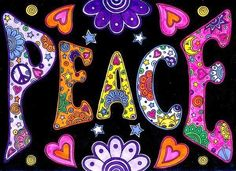 Peace, Joy and LOVE to all:) I was born in 1974 babies, so I can totally appreciate some of the 70's pop culture:)