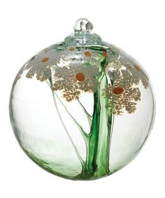 Another great find on #zulily! White 2'' Friendship Kitras Blossom Ball #zulilyfinds