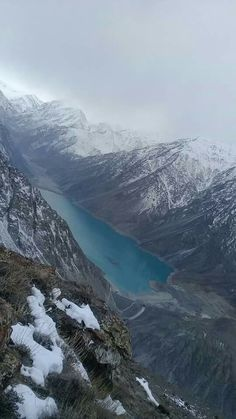 Sadpara Lake.. Skardu
