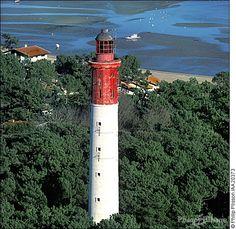 Phare du Cap Ferret France Bordeaux, Journey's End, Cap Ferret, Beacon Of Light, Baltic Sea, Beautiful Buildings, Photos, Lighthouses, Tours